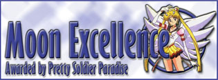 Moon Excellence from Pretty Soldier Paradise